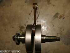 94 HONDA CR250 92? 93? 95? 96? CRANKSHAFT ROD PRIMARY DRIVE GEAR CRANK SHAFT