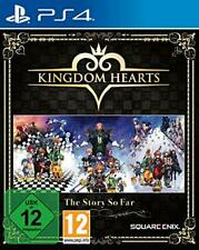 PS4 Juego Kingdom Hearts The Story So Far Con Partes 1.5 & 2.5 Remix & 2.8 Nuevo