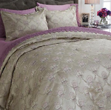 Highgate Manor Bristol Woven Jacquard 3-piece Comforter Set, Size Queen