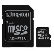 MicroSD Kingston Speicherkarte 32 GB Class 10