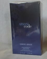 ARMANI CODE ELIXIR DE PARFUM Pour femme 50ml spray, sealed.
