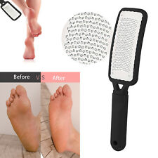 Foot Rasp Callous Remover Pedicure Tools Skin Removal Foot File Skin Care Black