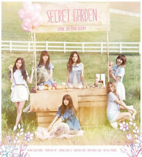 APINK-[SECRET GARDEN] 3rd Mini Album CD+Photo Book+1p Card A PINK K-POP Sealed