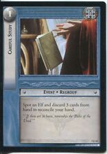 Lord Of The Rings CCG Card RotK 7.U19 Careful Study