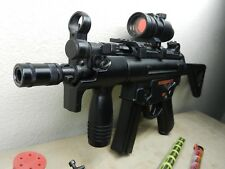 Rare Tokyo Marui PDW MP5K Electric Airsoft gun Made in Japan Navy group model