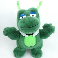 St George Bank dragon plush soft toy doll Mascot Green