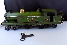 Vintage Tin Wind-Up Hornby O Gauge LNER No. 2 4-4-4 Special Tank Locomotive, AF