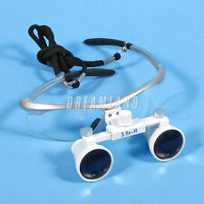 dentale 3.5X-420 millimetri chirurgici occhiali binoculari ottici