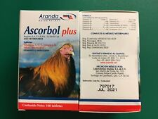 Ascorbol Plus (USA Seller) 100 Tablets / Aranda