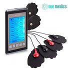 NueMedics Portable Tens Unit Muscle Stimulator 12 Massage Modes Rechargeable