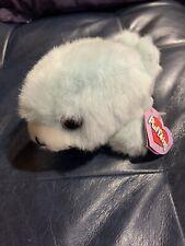 "Puffkins Collection Slick The Seal Plush 4"" Stuffed Animal Swibco"