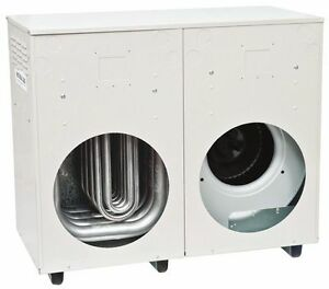 Braemar TQ420NG Ducted heating unit + MagIQtouch Programmable controller.