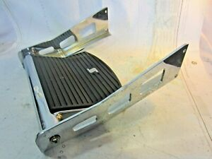 FOLDING STEP FOR BOAT SEAT HEAVY DUTY STAINLESS STEEL!