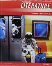 Prentice-Hall Literature: Common Core Edition, Grade 8 by Pearson Education,…