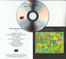 ULTIMATE PAINTING Up! UK 10-track promo test CD for UNRELEASED ALBUM