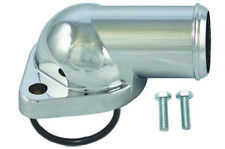 Pontiac GTO Tempest 1964-79 V8 Chrome Thermostat Housing Water Neck 326 350 400