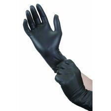 Professional  Hair Dye Black Vinyl Gloves SMALL 2 Pairs