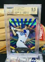 Corey Seager  RC 2016 Chrome HOF 💎 Refractor Mint 🌈 BGS 9.5 Dodgers 💰Invest