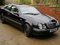 Mercedes-Benz CLK230 Kompressor 2.3 auto CLK230 Elegance - 1998, full year MOT
