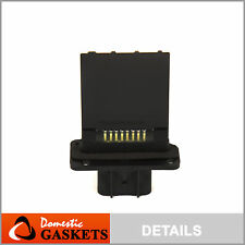 Fits 05-11 Ford Crown Victoria Mercury Grand Marquis HVAC Blower Motor Resistor