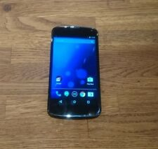 Google LG Nexus 4 - 16GB - Black, boxed handset only - excellent condition