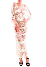 Wildfox Women's Bikini A Day Crochet Mermaid Dress Ivory US 2 RRP £140 BCF711