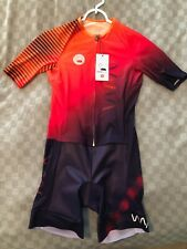 New Wyn Republic women's neptune aero+sleeved tri suit 2.5, size Xl