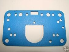 Holley Metering Block Gasket-Blue Non Stick - 108-89  Five Pack
