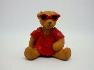 Personaggio PVC Vintage Toys Piccolo Orso Kellogg's 3,5 CM Meg 1995