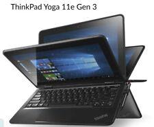 ThinkPad Yoga 11e Intel M3-7Y30 ,4GB,128SSD,Multi-Touch SCREEN 2-in-1,Win10