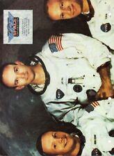 NASA APOLLO 11 SPACE SHUTTLE PRIME CREW 11.75 X 8.75 PICTURE 1969