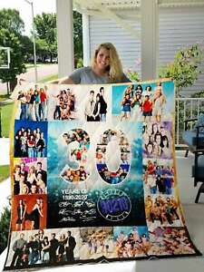 Beverly Hills, 90210 Quilt Blanket Gift Ideas For Fans