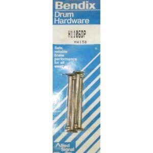 Bendix H1106DP Drum Brake Shoe Spring Hold Down Pin