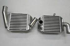 Twin bar plate intercooler for 2002 Audi S4 B5 2001-2005 Audi Allroad A6 C5 2.7L