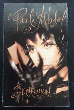 PAULA ABDUL 'SPELLBOUND' Cassette Tape Album