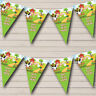 Party Banner Bunting Farmyard Farm Animals Barn Personalised Baby Shower