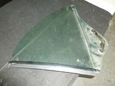 BMW E46 M3 convertible driver left side rear window  ///M OEM