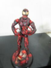 Marvel Legends Carnage from Fearsome Foes boxed set w/ stand Toybiz Spiderman~
