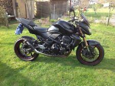Motorrad Kawasaki Z 750  R ABS schwarz matt