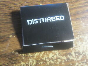 DISTURBED PROMOTIONAL CONDOM from a long time ago heavy metal hard rock
