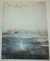 Civil War Times Magazine Facing The Gray Wave January 1981 021315R2