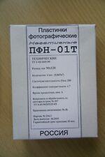 9x12 glass dry plates fresh stock. For Patent Etui, Voightlander Avus, Bergheril