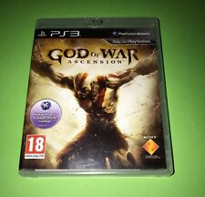 PS3-God of War Ascension GAME-PAL