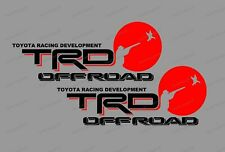 TRD Off Road Duck Hunting truck Bedside Decal for Toyota Tacoma & Tundra.