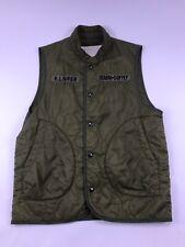 Denim & Supply Ralph Lauren Army Down Vest - Mens Medium