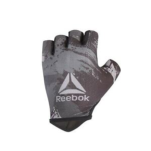 Reebok Sport Activity Gloves Unisex Ventilated Workout Oval