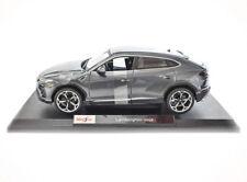 Maisto Lamborghini Urus Special Edition DieCast Car 1:18 Scale Dark Gray New