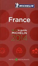 MICHELIN Guide France (in French) (Michelin Guide/