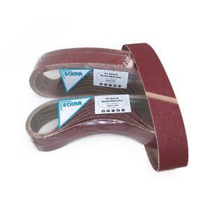 Schleifbänder Schleifband ECKRA 50 x 686mm Schleifpapier Menge 5-100St. wählbar
