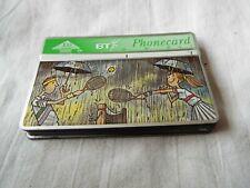 BT PHONE CARD #206